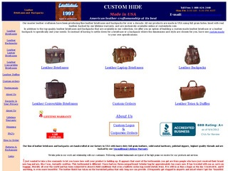Custom Hide