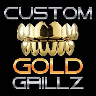 Custom Gold Gri