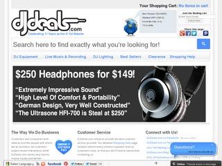 DJDeals.com