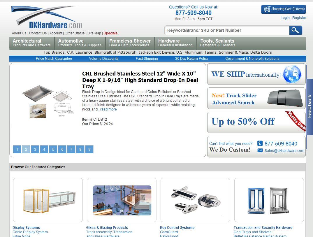 DKHardware.com
