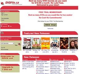 DVDFlix.ca