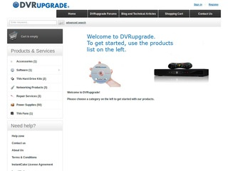 DVRupgrade [for