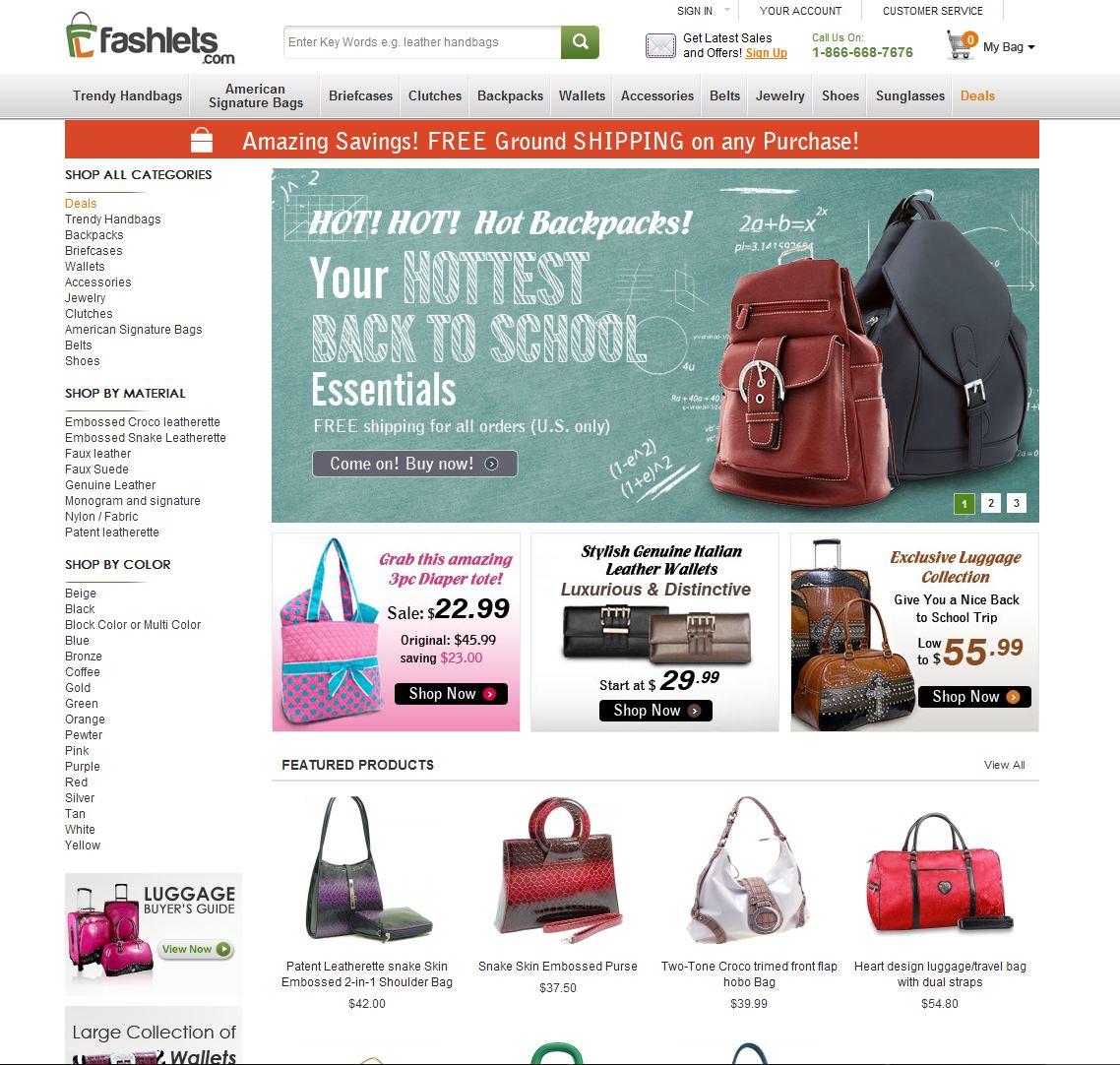 Fashlets.com