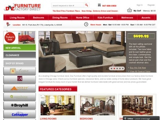 Daz Furniture