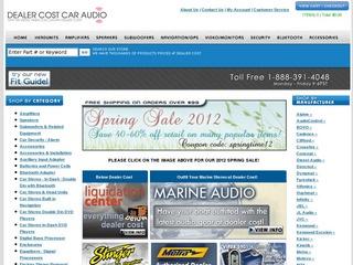Dealer Cost Car