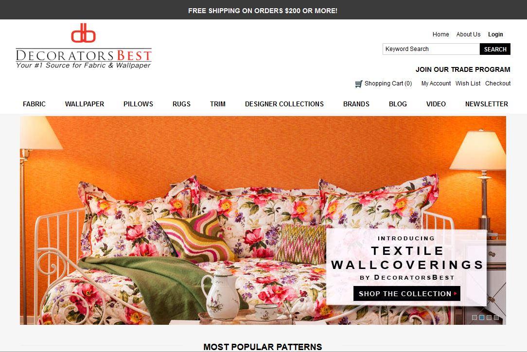 decoratorsbest rated 5 5 stars by 230 consumers On decoratorsbest com