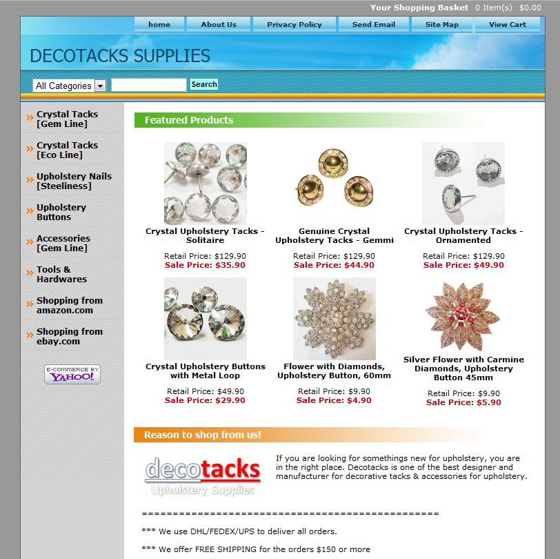 Decotacks.com
