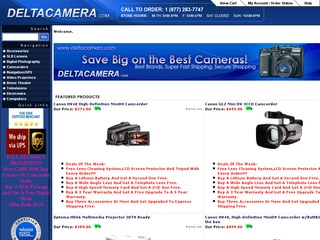 Delta Camera /