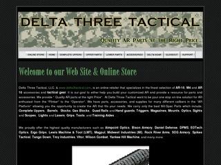 Delta Three Tac