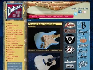Deluxe Guitar E