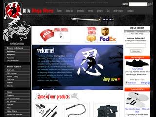 Dha Ninja Store