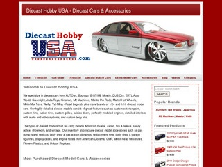 Diecast Hobby U