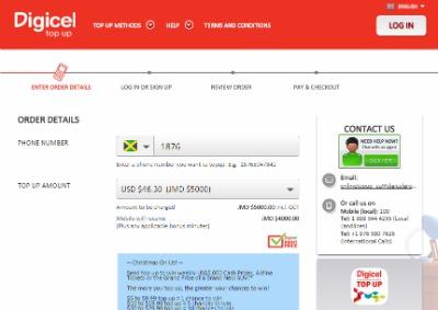 Digicel Online