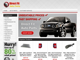 Direct Fit Auto