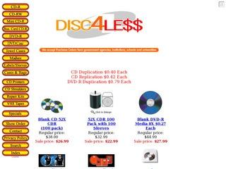 Disc4Less