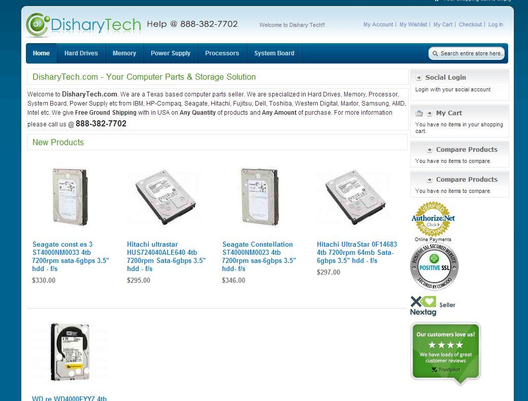 DisharyTech
