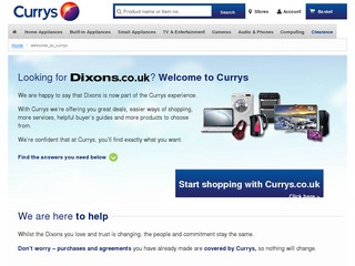 Dixons / DSG Re