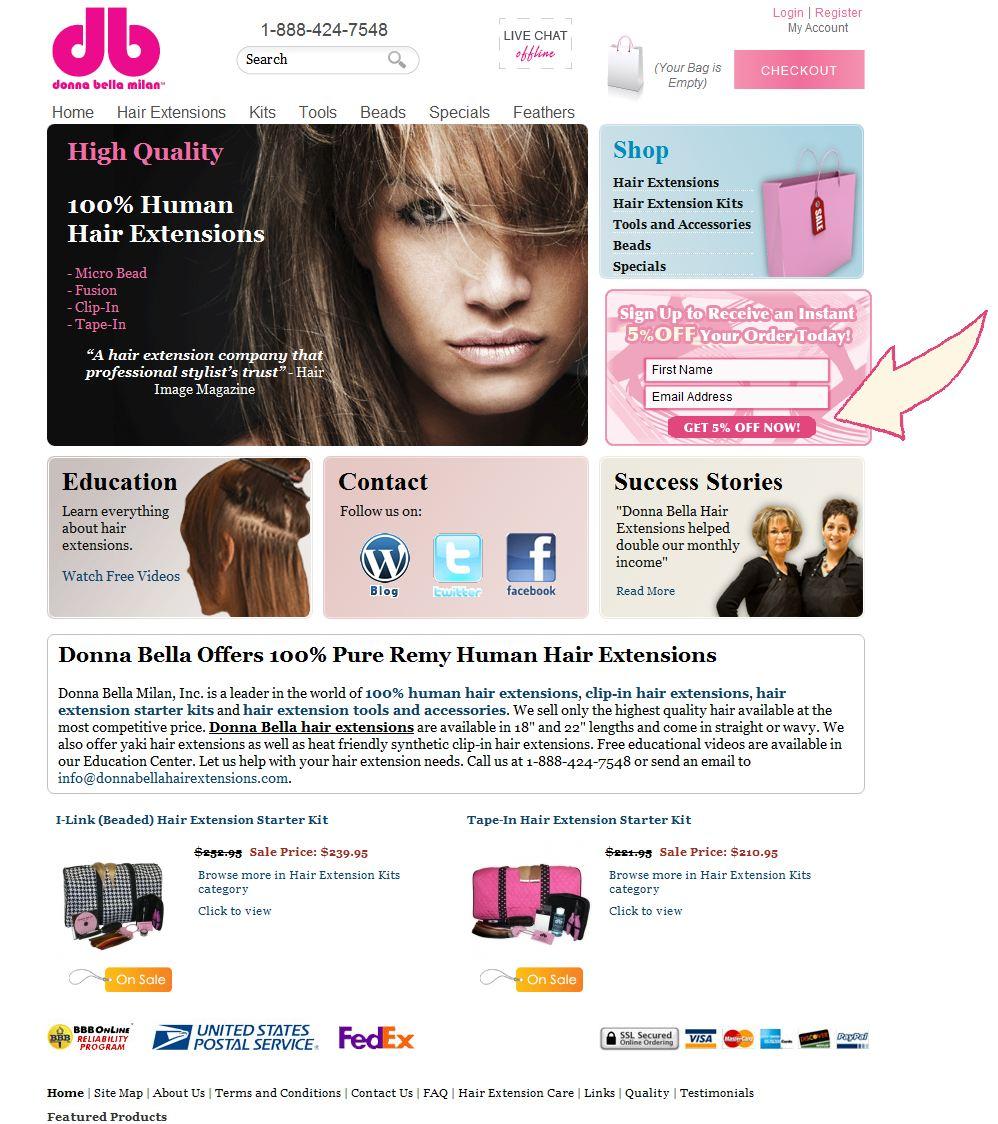 Donna Bella Hair Extensions Reviews Consumer Reviews Of