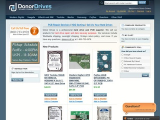 Donor Drives