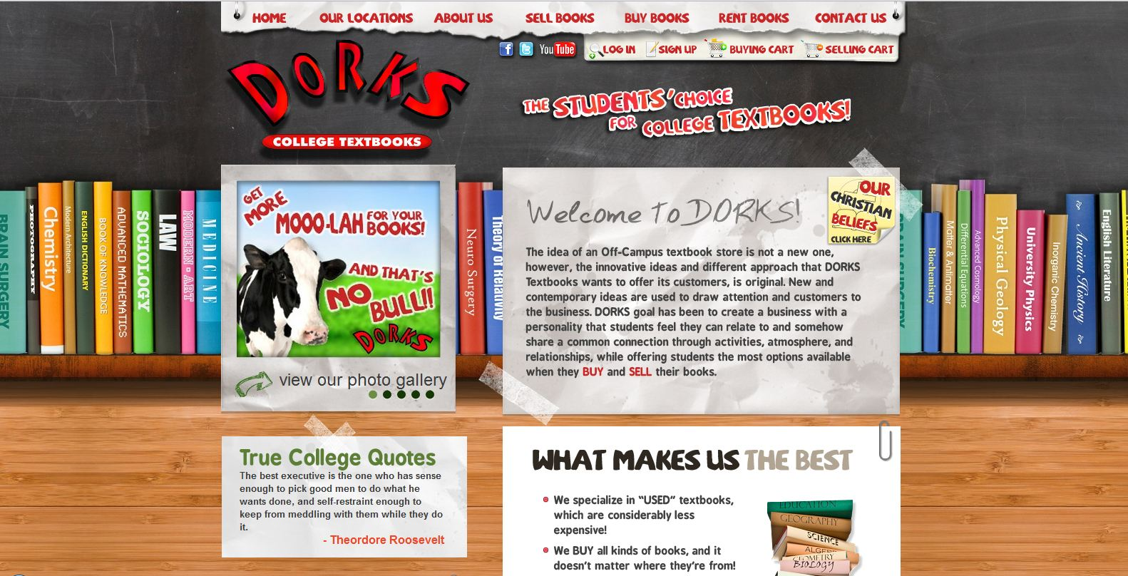 Dorksbooks.com