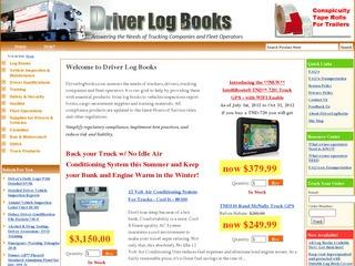 DriverLogBooks