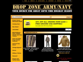 Drop Zone Army