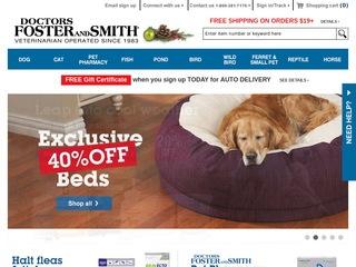 Drs Foster Smith Inc Reviews 105 Reviews Of Drsfostersmith Com