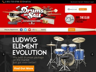 Drums on SALE