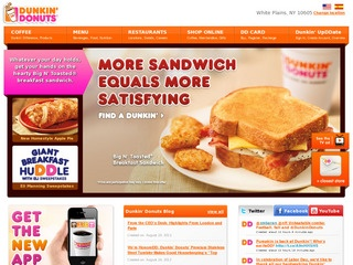 Dunkindonuts.co