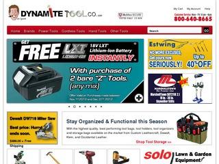 Dynamite Tool C