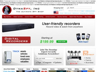 Dynaspy Inc