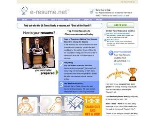 E-resume.net