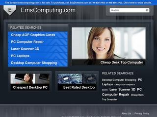 EMS Computing