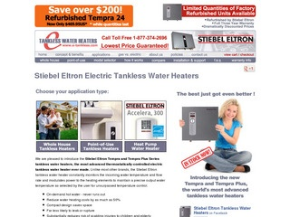 E-Tankless Wate