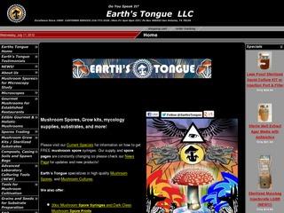 Earths Tongue