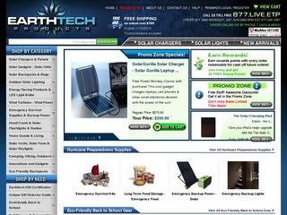Earthtech Produ