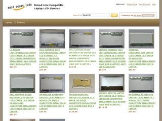 East Coast LCDs