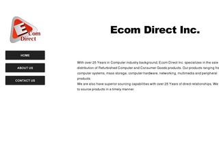 ecom direct