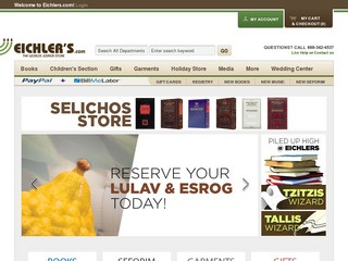 Eichlers rated 5 5 stars by 2 consumers for Eichlers