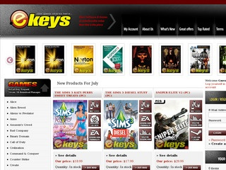 Ekeys.us