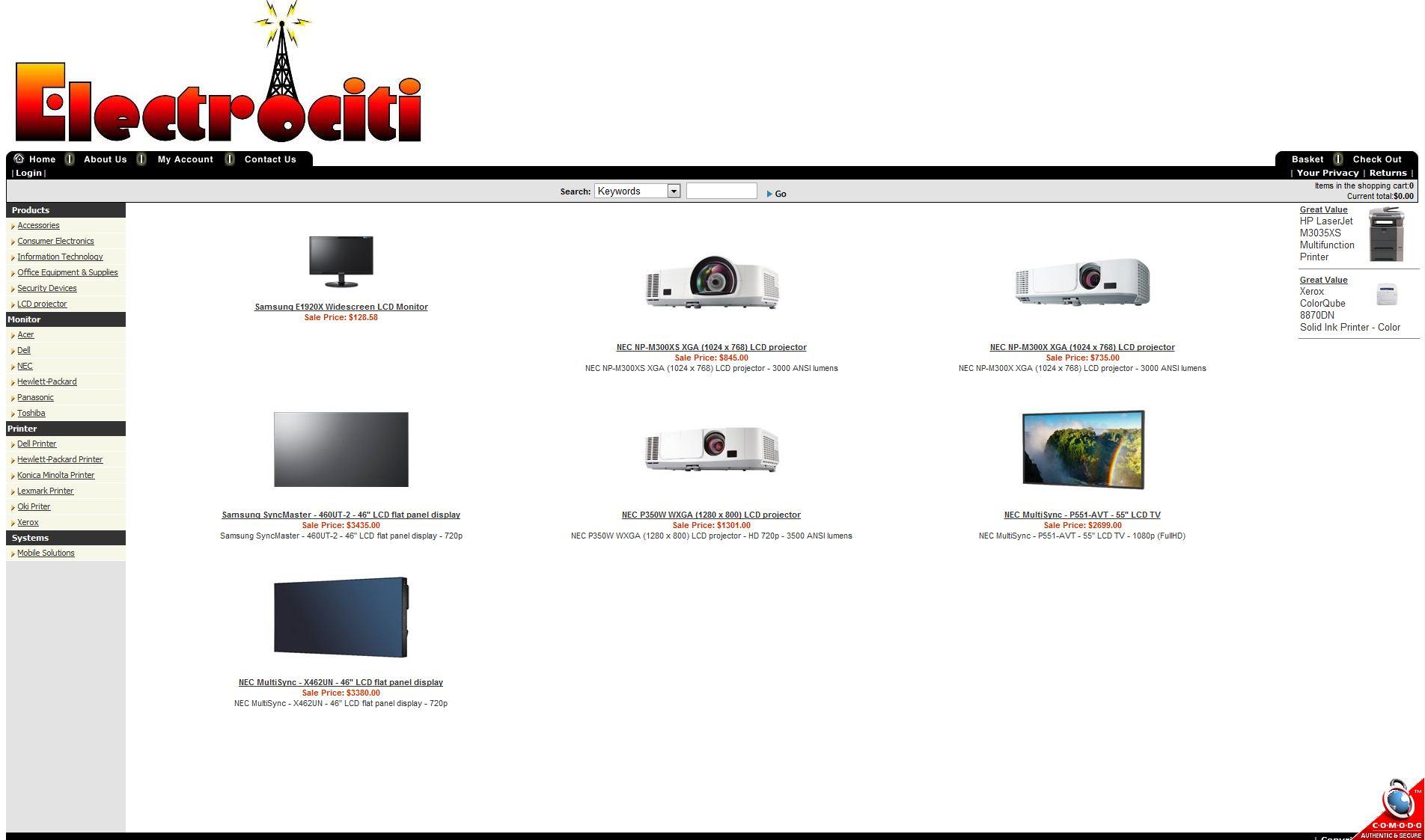 Electrociti.com