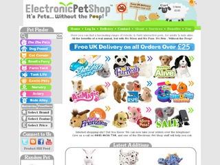 Electronic Pet