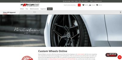 Element Wheels