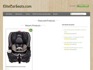 Elite Car Seats