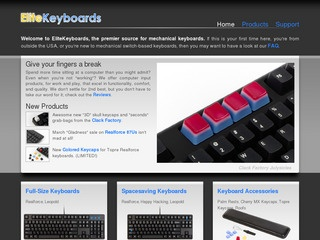 Elite Keyboards