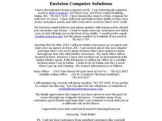 Envision Comput