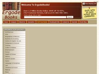 ErgodeBooks