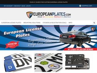 EuropeanPlates