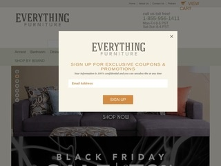 Everything Furniture Reviews | 3 Reviews Of Everythingfurniture.com/ |  ResellerRatings