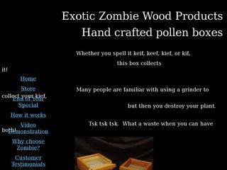 Exotic Zombie W